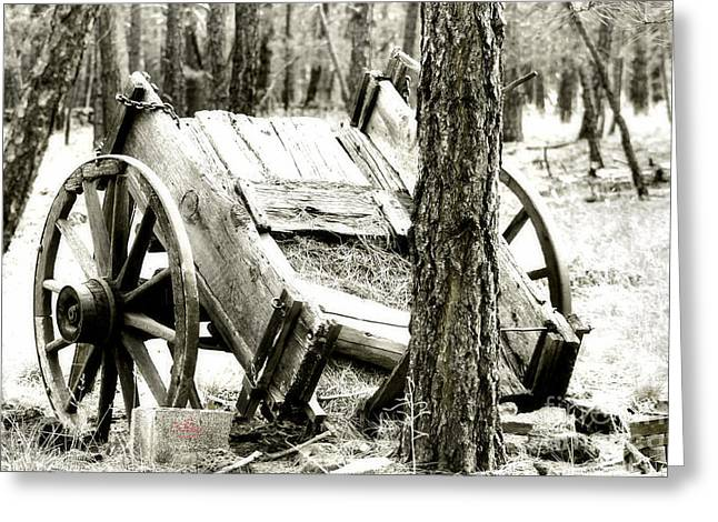 Greeting Card featuring the photograph Crash by Beauty For God