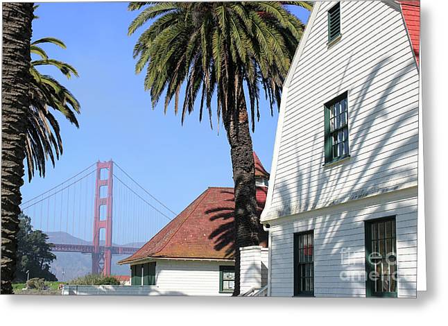 Crissy Field Greeting Card