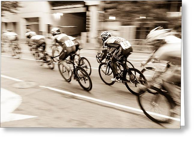 Criterium Greeting Card