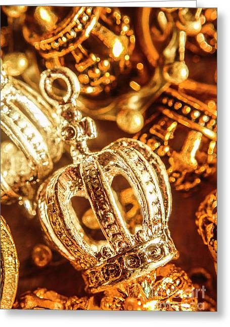 Crown Jewels Greeting Card by Jorgo Photography - Wall Art Gallery