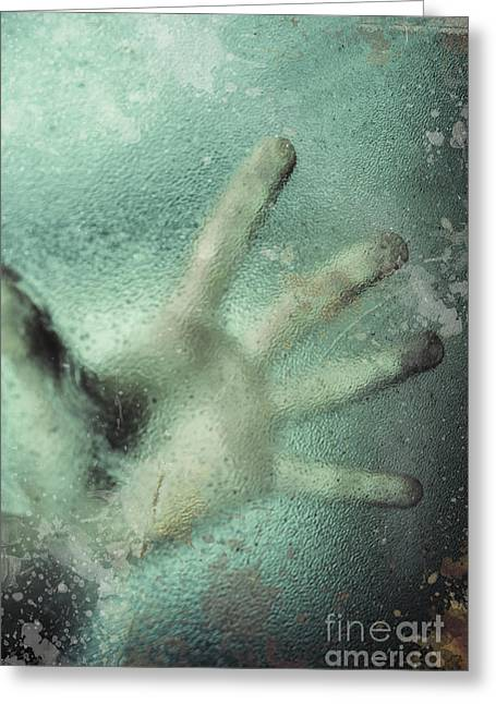 Cryonics Awakening Greeting Card by Jorgo Photography - Wall Art Gallery