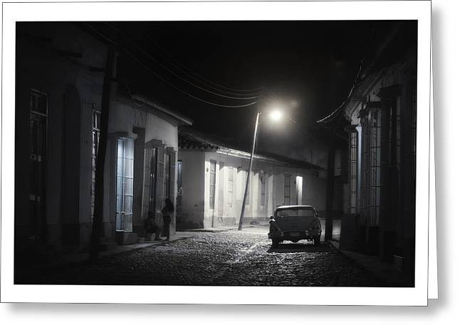 Cuba 06 Greeting Card by Marco Hietberg