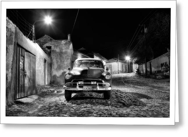 Cuba 10 Greeting Card by Marco Hietberg