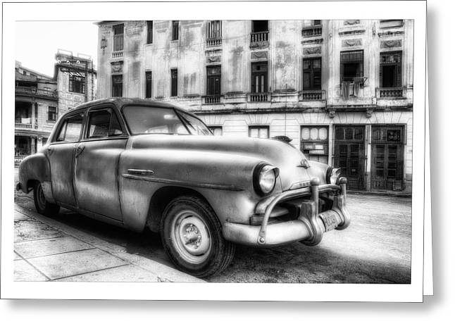 Cuba 12 Greeting Card by Marco Hietberg