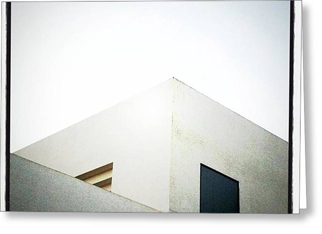 Greeting Card featuring the photograph Cubes II by Kevin Bergen