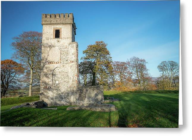 Cuchulains Castle Greeting Card