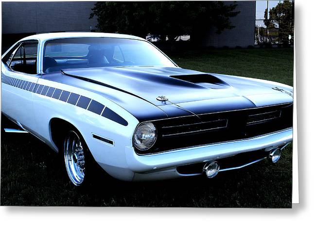 Cuda Greeting Card