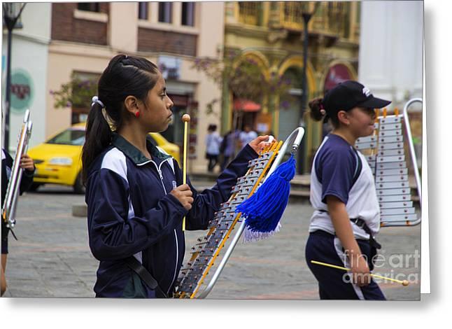Cuenca Kids 710 Greeting Card