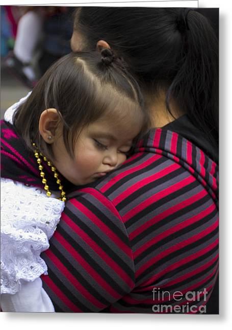 Cuenca Kids 741 Greeting Card