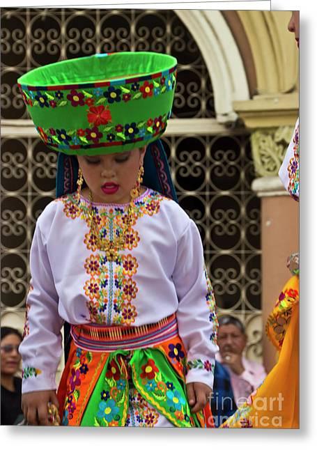 Cuenca Kids 853 Greeting Card