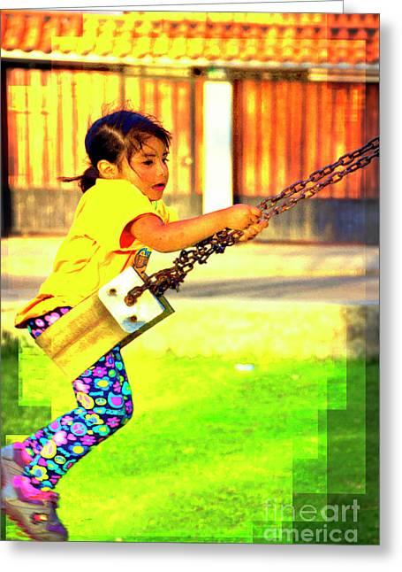Cuenca Kids 861 Greeting Card