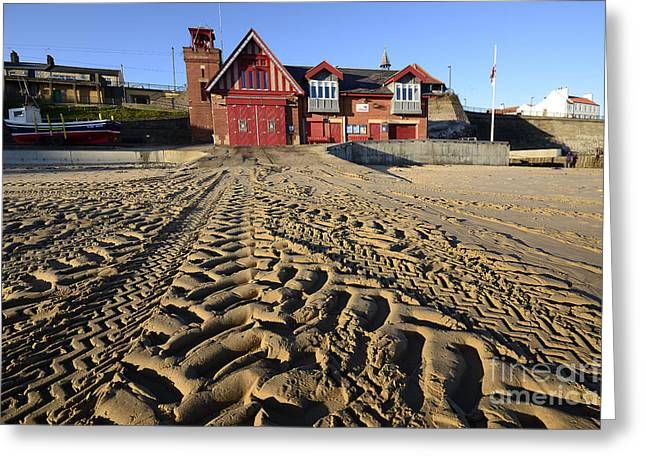 Cullercoats Greeting Card