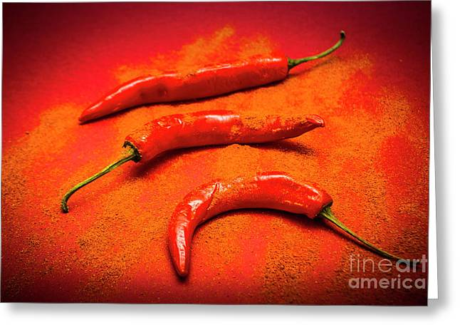 Curry Shop Art Greeting Card by Jorgo Photography - Wall Art Gallery