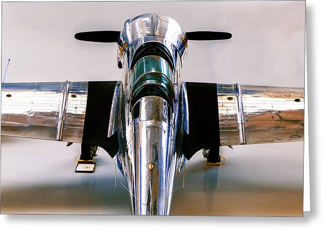 Curtis Wright A-22 Falcon Greeting Card