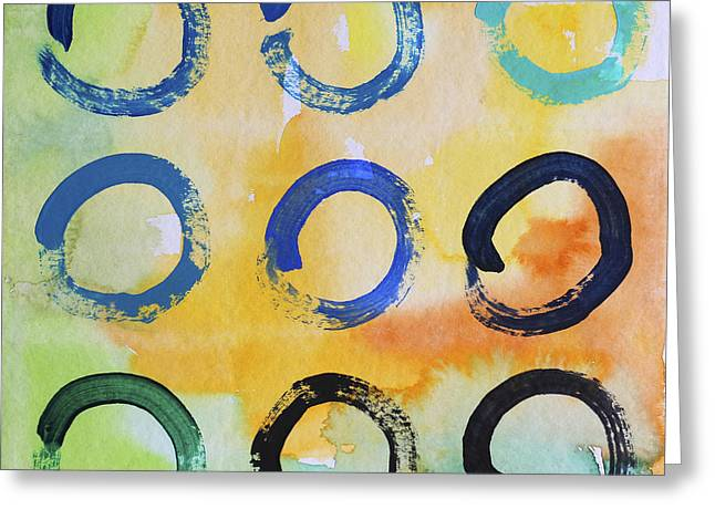 Daily Enso - The Nine Greeting Card