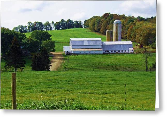 Dairy Country Greeting Card