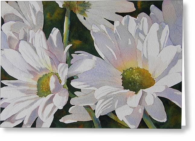 Daisy Bunch Greeting Card