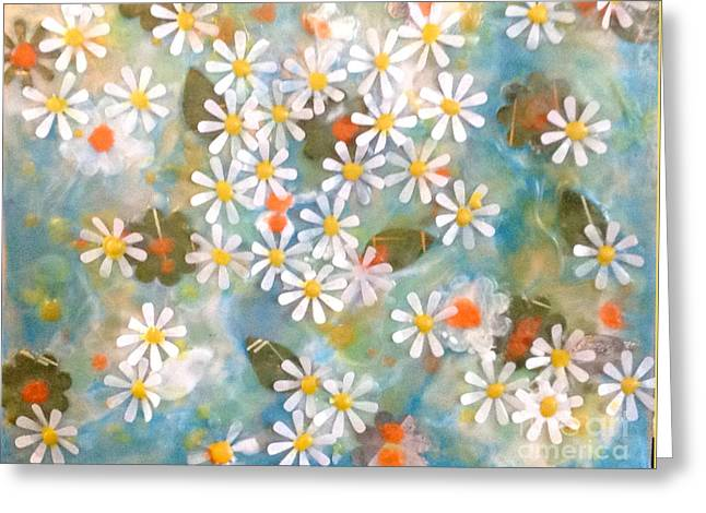 Daisy Days Greeting Card