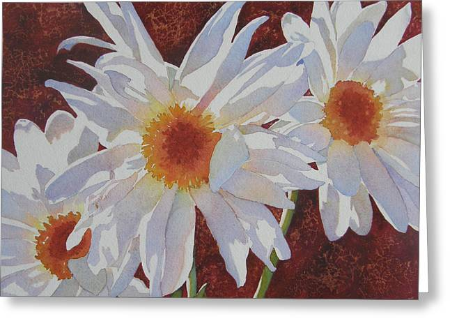 Daisy Dazzle Greeting Card