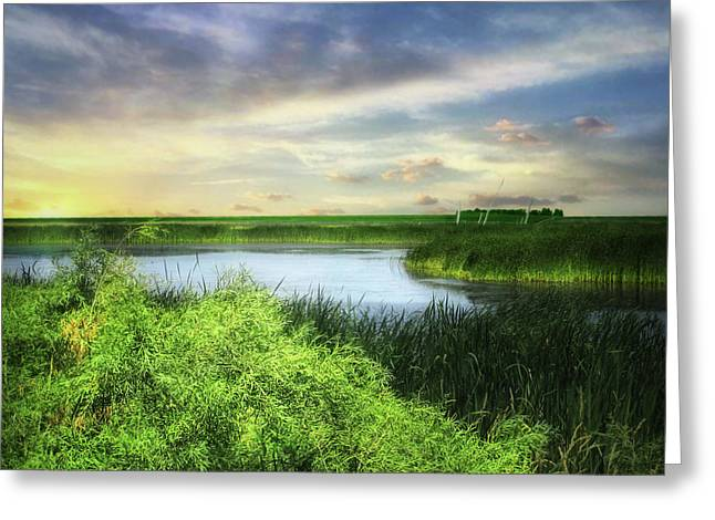Dakota Wetlands 7 Greeting Card