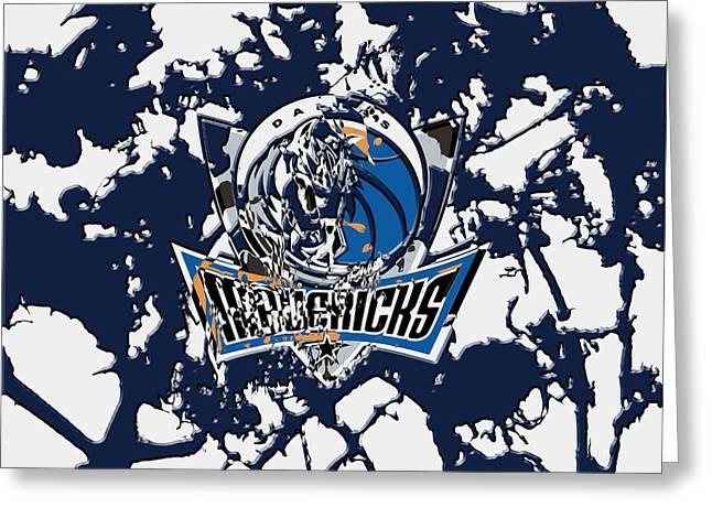 Dallas Mavericks 1a Greeting Card