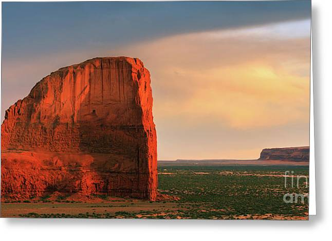 Dancing Rocks - Arizona - Usa Greeting Card by Henk Meijer Photography