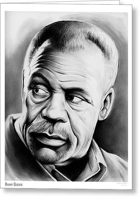 Danny Glover Greeting Card