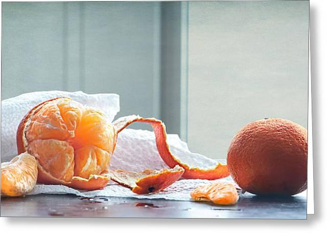 Darling Clementine  Greeting Card by Maggie Terlecki