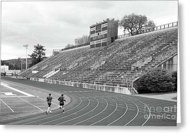 Dartmouth College Memorial Field Greeting Card by University Icons