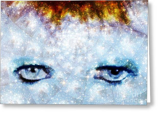 David Bowie / Stardust Greeting Card