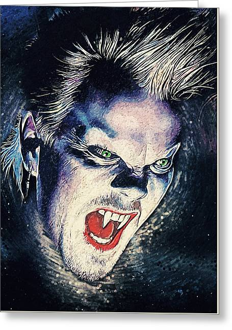 David Van Etten - The Lost Boys Greeting Card