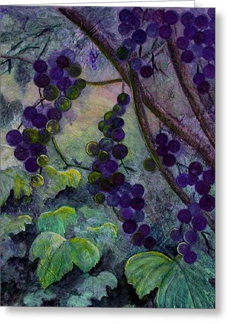 Dawn Arbor Greeting Card by Sandy Clift