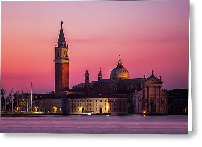 Dawning Of A New Day Greeting Card by Andrew Soundarajan