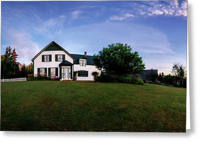 Greeting Card featuring the photograph Dawns First Light At Green Gables by Chris Bordeleau