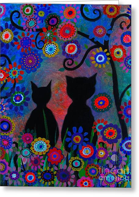 Day Dreamers Greeting Card