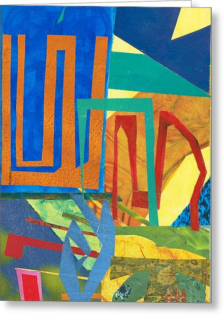 Day Tripper Greeting Card by Jerry Hanks