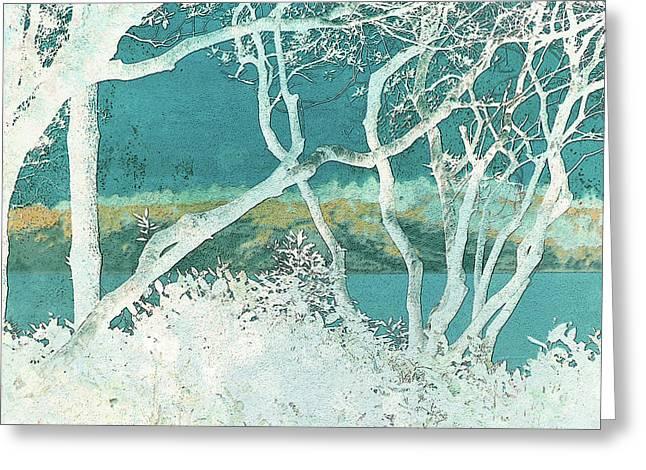 Daydream Greeting Card by Bonnie Bruno