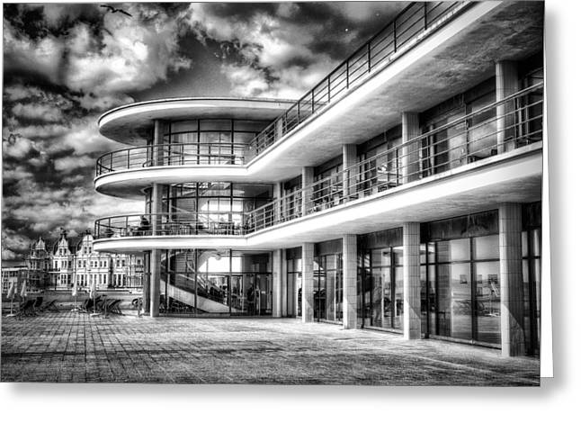 De La Warr Pavillion Greeting Card