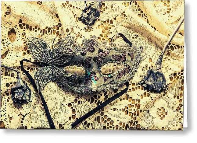Dead Blossoms Days Greeting Card by Jorgo Photography - Wall Art Gallery