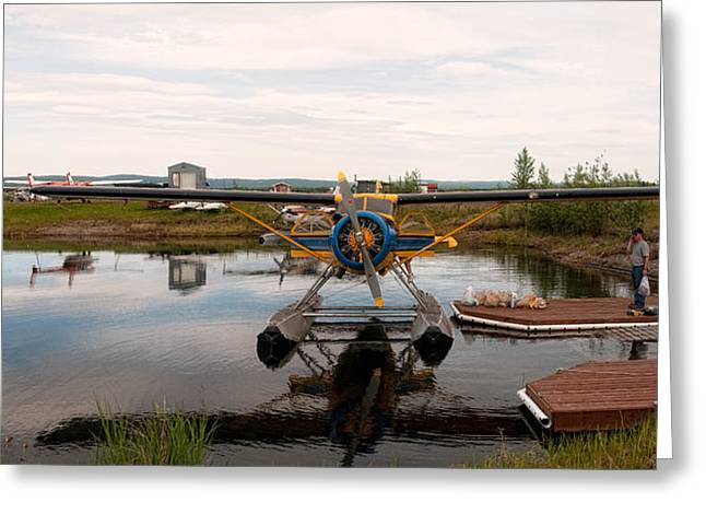 Dean - Dhc-2 Beaver Greeting Card