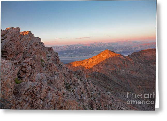 Death Valley 4 Greeting Card