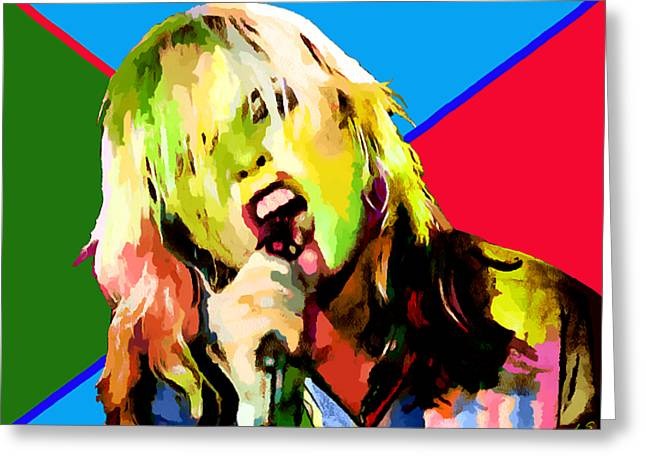Debbie Harry Collection - 1 Greeting Card
