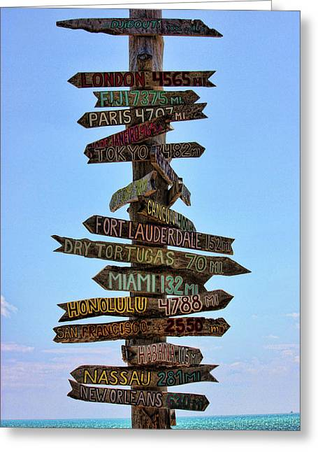 Decisions Greeting Card