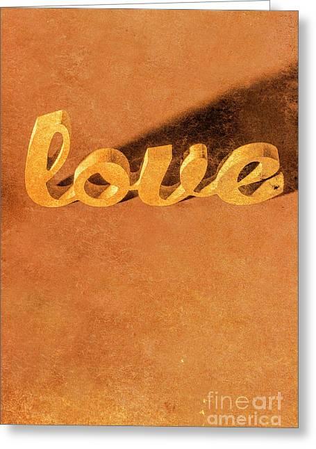 Decorating Love Greeting Card