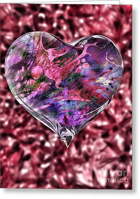 Deep Love Greeting Card