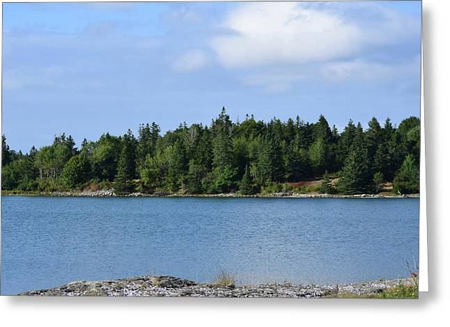 Deer Isle, Maine No. 5 Greeting Card