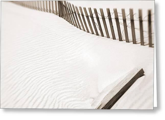 Delaware Dunes Number Five Greeting Card