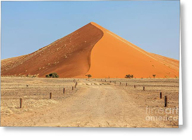 Desert Dune Greeting Card