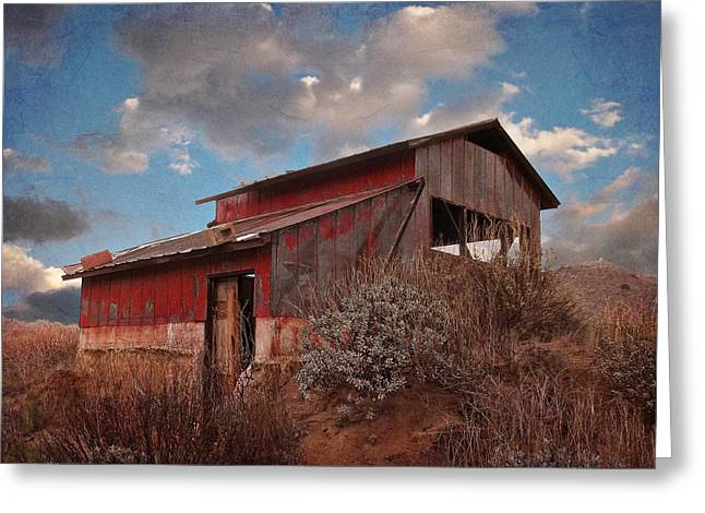 Desert Hideaway Greeting Card by Glenn McCarthy Art and Photography