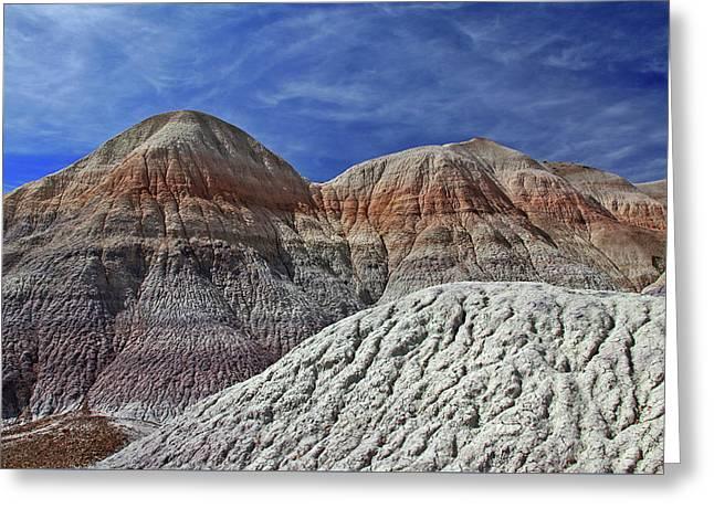 Desert Pastels Greeting Card by Gary Kaylor